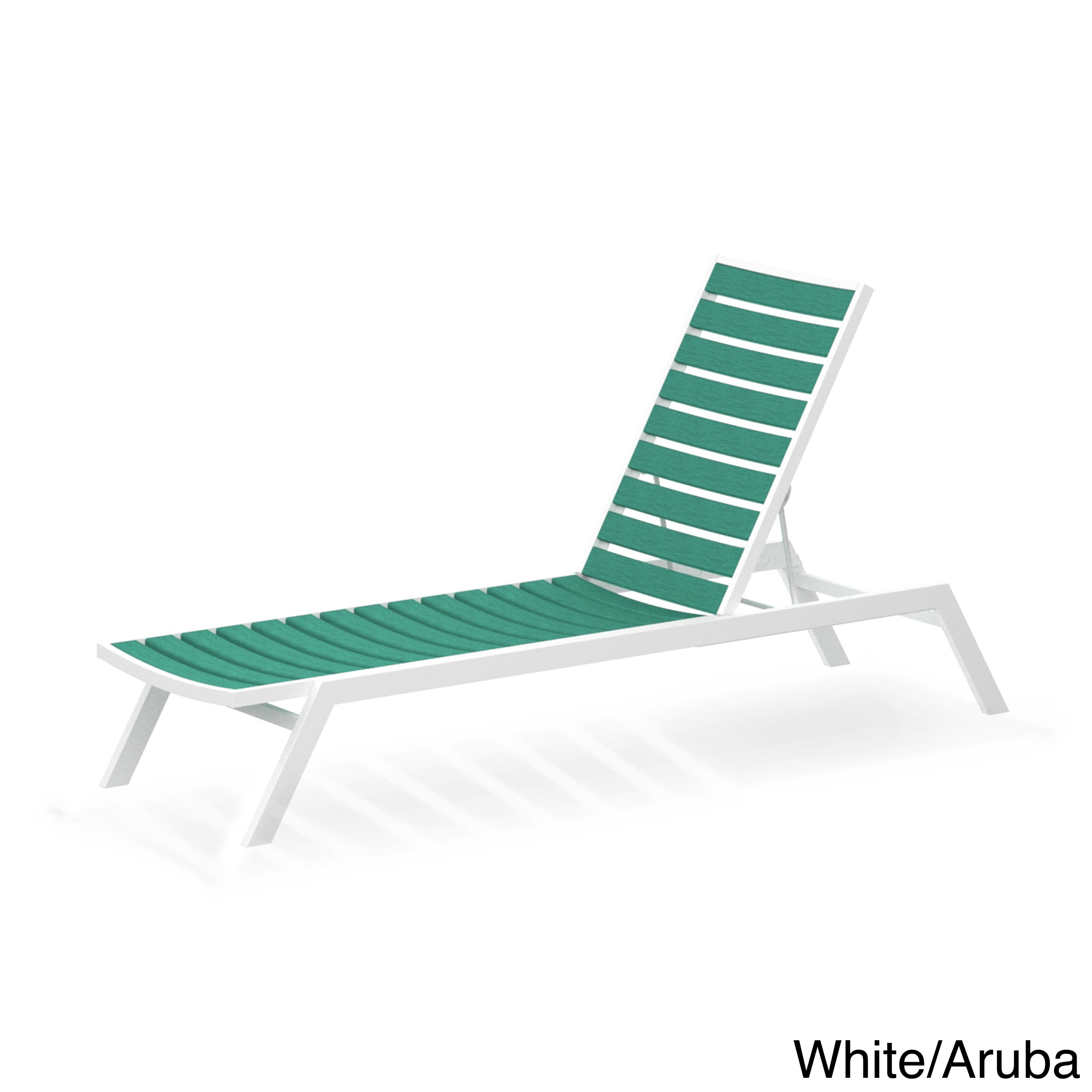 Enjoyable Polywood Euro Chaise Lounge Chair Short Links Chair Design For Home Short Linksinfo