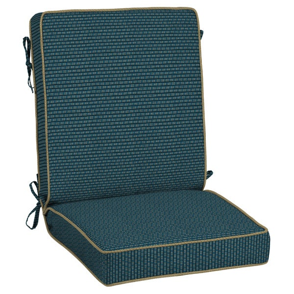 Bombay Outdoors Blue Chair Cushion