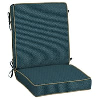Bombay® Outdoors Rhodes Indigo Seas Chair Cushion