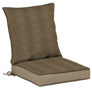 Clearance. Bombay Outdoors Brown Dining Seat Set  Clearance Patio Cushions