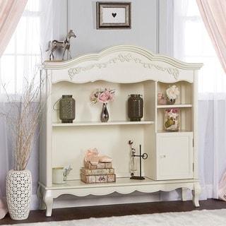 Evolur Aurora Hutch/Bookcase