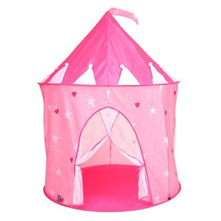 Alina Pink Princess Castle Play Tent