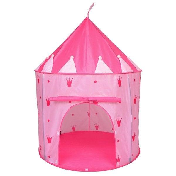 Alina Girl Pink Princess Castle Play Tent