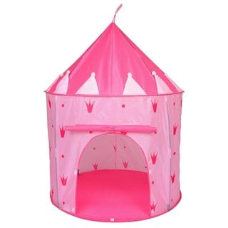 Alina Girl Pink Princess Castle Play Tent