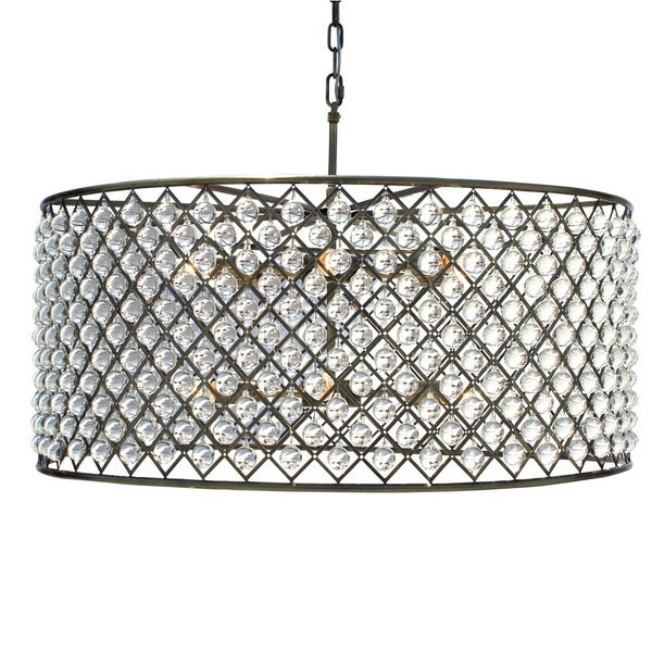 white lighting pendant drum and double ceiling appealing chandelier with fixturessteampunk crystals crystal lamp shades examples black shade important moravian fixture small large light cylinder
