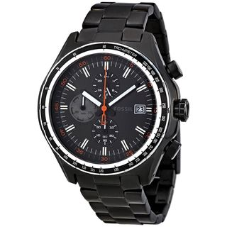 Fossil Men's CH2754 'Dylan' Chronograph Black Stainless Steel Watch