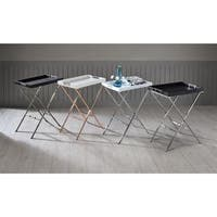 Acme Furniture Lajos Folding Tray Table