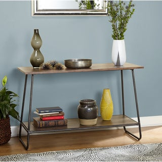 Rustic Coffee, Console, Sofa U0026 End Tables   Shop The Best Deals For Oct  2017   Overstock.com