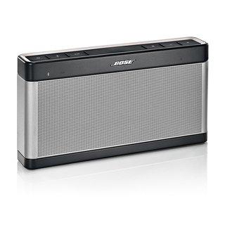 Bose SoundLink Bluetooth Speaker III (Silver) -369946-1300