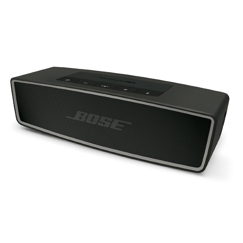 Bose SoundLink Mini Bluetooth Speaker II (Carbon (Black))...