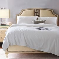 Qbedding Cotton Tussah Silk Comforter