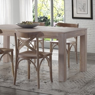 Grain Wood Furniture - Montauk Dining Table - Solid Wood