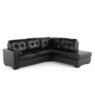 Elizabeth Top Grain Leather 2-piece Sectional Couch by Christopher Knight Home|https://ak1.ostkcdn.com/images/products/14230985/P20822119.jpg?impolicy=medium