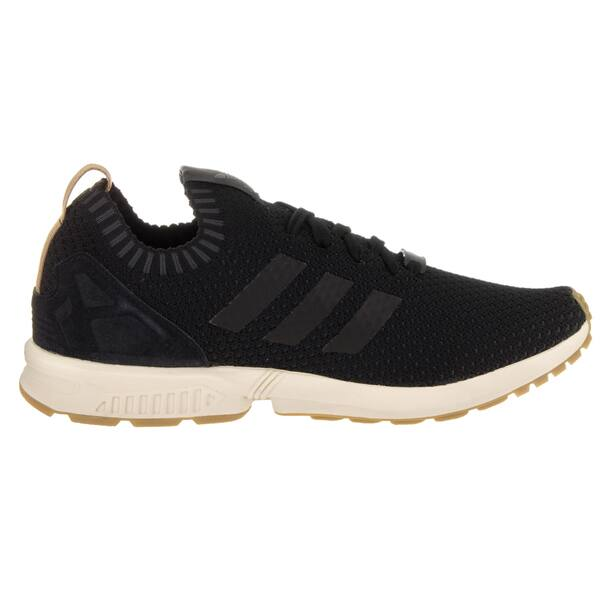 reputable site 91985 5294e Shop Adidas Men's ZX Flux Pk Originals Black Textile Casual ...