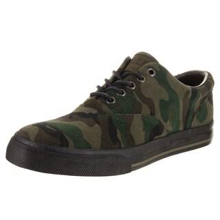 Polo Ralph Lauren Men's Vaughn Sk Vlc Green Suede Casual Shoes