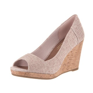 Toms Women's Stella Wedge Casual Shoes