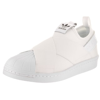 Adidas Women's Superstar Slip-on Originals Casual Shoe