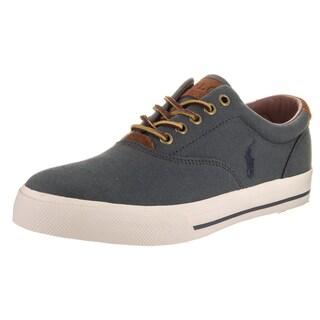Polo Ralph Lauren Men's Vaughn Sk Vlc Blue Denim Casual Shoes