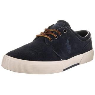 Polo Ralph Lauren Men's Faxon Low Sk Vlc Casual Shoe