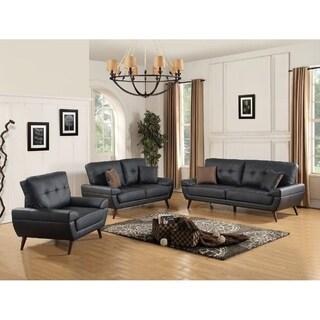 Brookside Mid Century 3-PCs Sofa Set