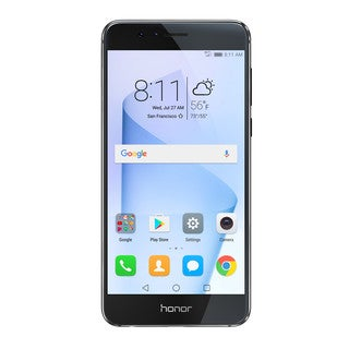 HUAWEI Honor 8 64GB Unlocked GSM 4G LTE Quad-Core Android Phone w/ 12MP Dual Lens Camera + Honor 8 Gift Box