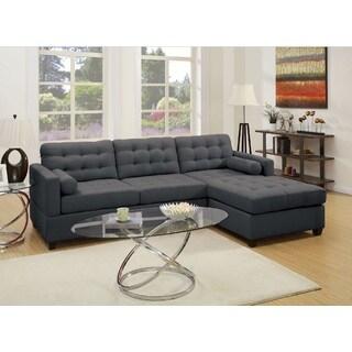 Alpine 2-PCs Sectional Sofa Set