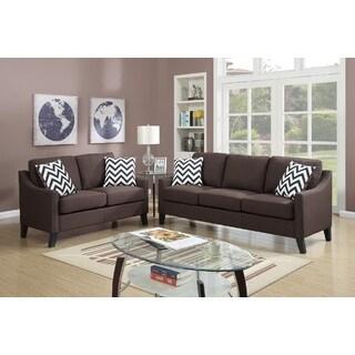 Crone 2-PCs Sofa Set