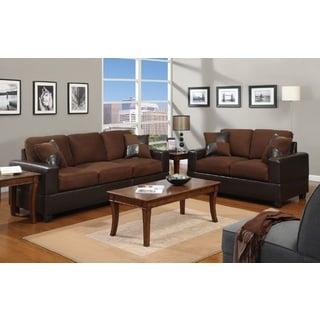 Loara 2-PCs Sofa Set