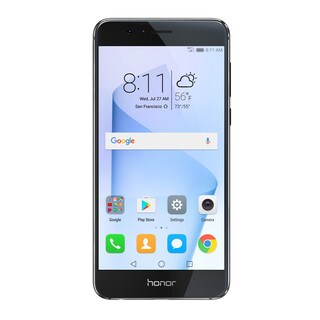 HUAWEI Honor 8 32GB Unlocked GSM 4G LTE Quad-Core Android Phone w/ 12MP Dual Lens Camera + Honor 8 Gift Box