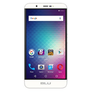 BLU Energy X Plus 2 E150Q Unlocked GSM Quad-Core Phone w/ 8MP Camera - Rose Gold