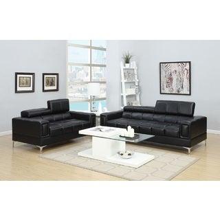 Pearl 2-PCs Sofa Set