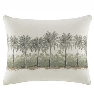 Tommy Bahama Canvas Stripe 16x20 Breakfast Decorative Pillow
