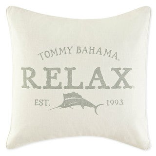 Tommy Bahama Relax 20-inch Decorative Pillow