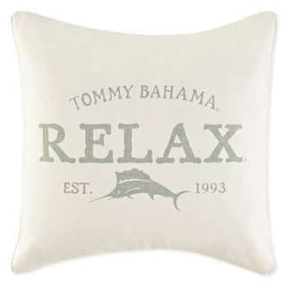 Tommy Bahama Relax 20 Inch Decorative Pillow