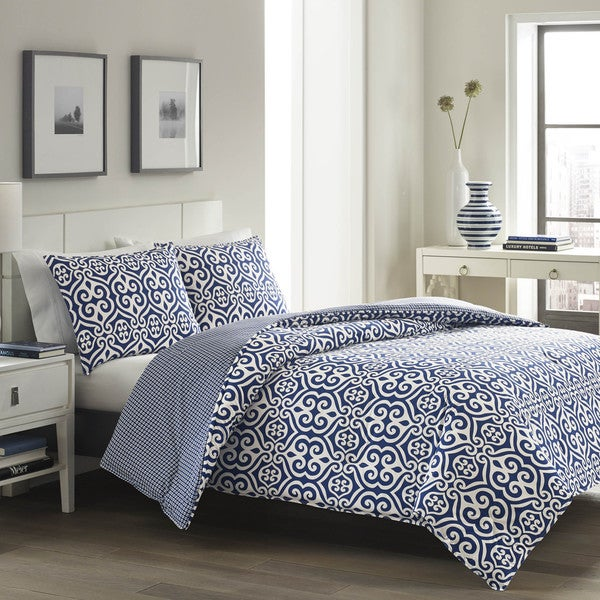City Loft Blair Comforter Set - Free Shipping Today - Overstock.com - 20822727
