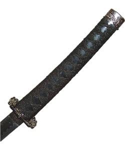 Black Belt Katana Super 3-piece Sword Set - Thumbnail 2