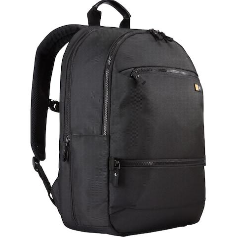 "Case Logic Bryker BRYBP-115 Carrying Case (Backpack) for 16"" Notebook - Black"