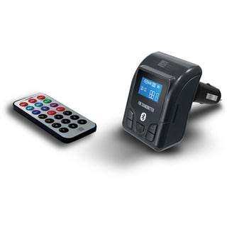 Etcbuys Case Logic Bluetooth Car Transmitter With Remote