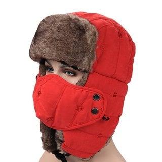 Winter Trooper Unisex Faux Fur Hat