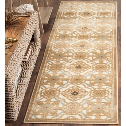 Martha Stewart by Safavieh Imperial Palace Viscose/ Chenille Rug