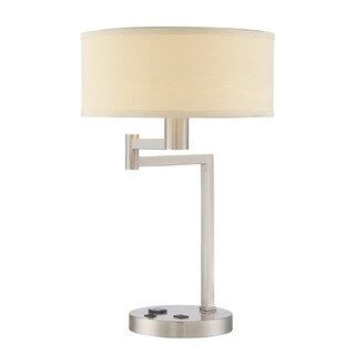 Lite Source 1-Light Landon Table Lamp
