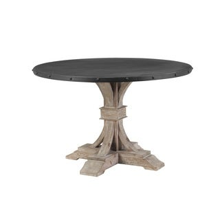 Garber Farmhouse Round Dining Table