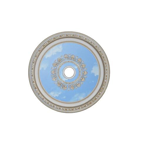 Ceiling Medallion ART80-F1-022