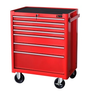 Excel 7 Drawer Roller Cabinet