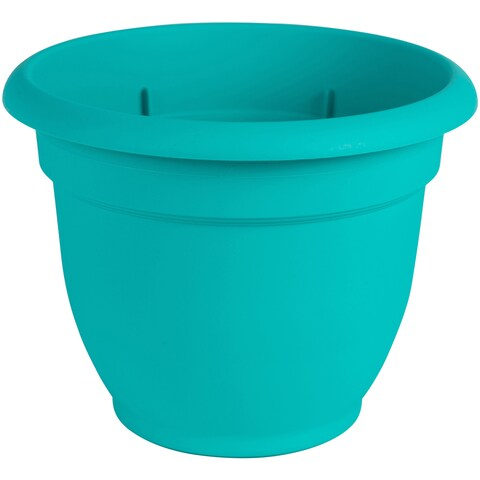 Bloem Ariana 10-inch Planter with Self Watering Grid
