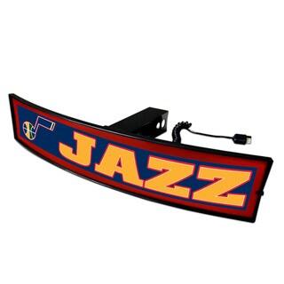 Fanmats NBA Utah Jazz Light-up Hitch Cover