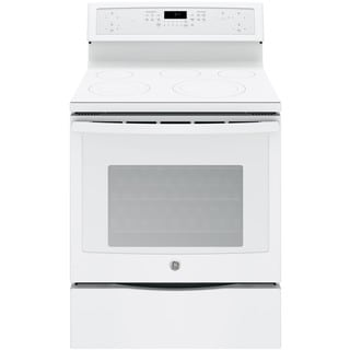 GE Profile Series 30-inch Free Standing Electric Convection Range