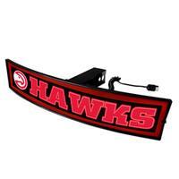 Fanmats NBA 'Atlanta Hawks' Plastic Light-up Hitch Cover
