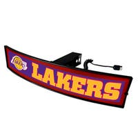 Fanmats NBA Los Angeles Lakers Light-up Hitch Cover