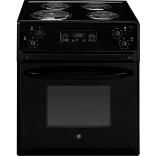 GE 27-inch Drop-in Electric Range